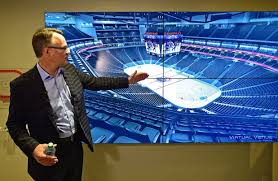 Rogers Arena Virtual Seating Chart Showrooms Offer Edmontonians Preview Of Downtown Arena