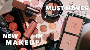 new in makeup must haves what you need to try january 2018