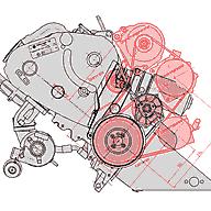 sullivan s vanagon tdi conversion page cad drawings of tdi motor