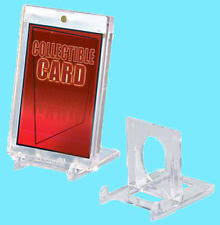 Lucite Stands For Display 100 Ultra Pro Card Holder Lucite Stands Easel Small Display Sports 53