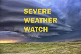 NWS: Area under severe thunderstorm ...