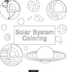 Planet #54 (Nature) – Printable coloring pages