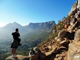Image result for hiking photo cape town