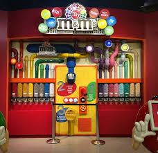 M M Vegas The Top 5 Things To Do At M Ms World Las Vegas