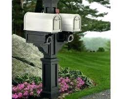 mailbox post ideas. 3 Mailbox Post Ideas