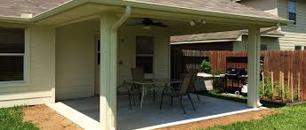 pros cons of wood framed patio covers