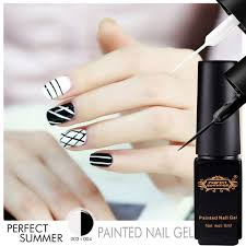 Perfect Summer UV Gel Nail Polish Gel Liner Painted Nail Gel ...