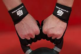 New Ventilated Weight Lifting Gloves With Built In Wrist Wraps Full Palm Protection Extra Grip Great For Pull Ups Cross Training Fitness Wods