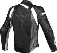 dainese veloster leather jacket perforated clothing jackets motorcycle black grey white dainese textile