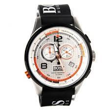 hugo boss watches mens black rubber logo strap silver face w hugo boss watches mens black rubber logo strap silver face watch