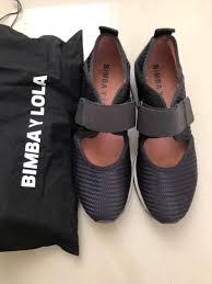 Preloved Bimba Y Lola Sneakers 1 Juta Nett Size 38 Womens
