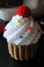 Crochet Cupcake Pattern Adorable New Cupcake Wrote This Pattern Myself Squee No