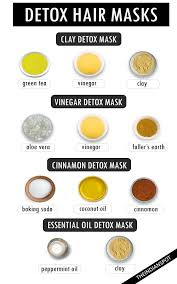 best detox hair mask recipes