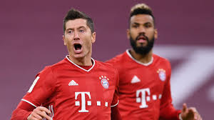 I am proud to be here. Bayern Germany On Twitter Eric Maxim Choupo Moting Lewy Is Currently The Best Striker In The World It S A Pity For The Whole Club That He S Injured We Hope He Will Return