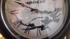 pub large wall clocks need new