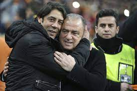 "Benfica Stuff on Twitter: ""Rui Costa e Fatih Terim #slblive… """