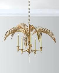 palm chandelier palm tree chandelier lighting