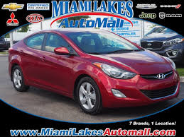 hyundai elantra 2013 red. Perfect Red 2013 Hyundai Elantra GLS Miami Lakes FL  Throughout Red A