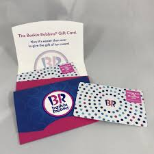 baskin robbins dunkin donuts gift card electronic delivery 25 1 of 3