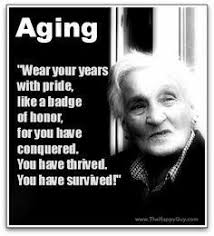 Aging Beautifully Quotes Best of Aging Is An Extraordinary Process Where You Become The Person You