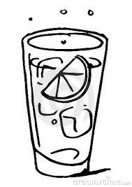 iced tea clip art black and white. Interesting Black Drink Black And White Clipart  Kid To Iced Tea Clip Art M