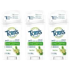 Tom's of Maine Long-Lasting Aluminum-Free Natural ... - Amazon.com