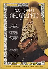 National Geographic June 1966 At Wolfgangs