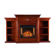 infrared electric fireplace duraflame freestanding infrared electric fireplace with stove black
