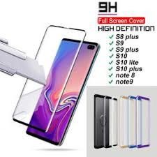 9D Full Cover Tempered Glass Film Screen Protector for ... - Vova