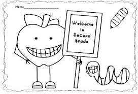 Small Picture Welcome Back To School Coloring Pages Affordable Back To School