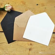 2019 2019 Vintage Kraft Paper Business Card Storage Envelope Gift Card Envelopes For Wedding Birthday Party Diy Paper From Yibo528 85 43