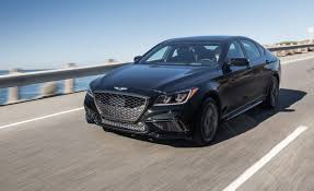 2018 hyundai genesis sedan.  2018 genesis debuts 2018 g80 sport trim with 33liter turbocharged engine and  performance styling to hyundai genesis sedan