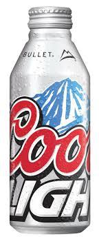 20 Bottles Of Coors Light Coors Light 473ml Aluminium Bottles