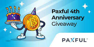 It's been ten years since satoshi nakamoto released the whitepaper of this digital currency viz. Paxful On Twitter Today Is Paxful S 4th Year Anniversary As A Way Of Saying Our Thank You We Will Be Giving Away 100 Worth Of Btc To 10 Lucky Winners And 10