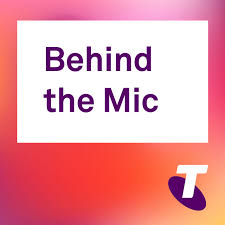 Telstra - Behind the Mic