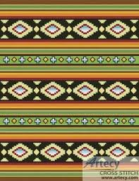 Mexican Pattern Delectable Mexican Pattern Cross Stitch Pattern Native