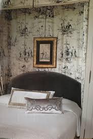 Toile Bedroom Decor Bedroom Toile Toile De Jouy Pinterest