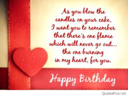 Happy Birthday Love Quotes Mesmerizing Happy Birthday Love Quotes QuotesPics