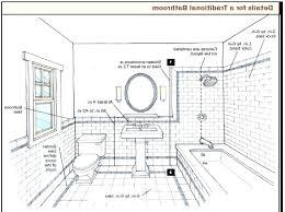 exciting 5 by 9 bathroom design 8 5 x 9 bathroom design
