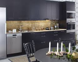Kitchen Tiles Wall Designs Cozy Splendid Kitchen Design With Gold Mosaic Tile Wall Backsplash