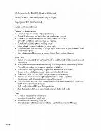 duties of a front desk executive new hotel front desk manager job description sample front desk