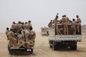 مصرع 30 حوثيا في معارك جبهة الكسارة غرب مأرب