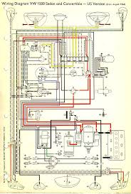 17 best images about sathya vw beetles electrical 1967 beetle wiring diagram usa thegoldenbug com