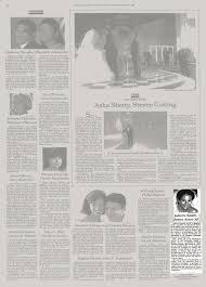 WEDDINGS; Juliette Smith, James Aston 3d - The New York Times