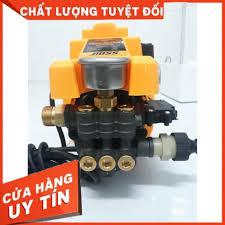 MÁY RỬA XE BOSS 3000W có chỉnh áp THẾ HỆ MỚI-tăng bình xit bọt tuyết và ống  nối dài súng - tự hút nước _ Nhật Việt off chính hãng 1,699,000đ