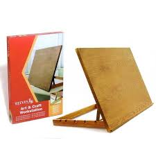 reeves a2 art craft work station table wooden artist easel photo details these photo