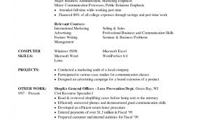 Writing A Perfect Resume Resume Template