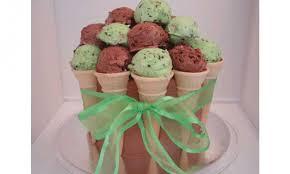 Ice Cream Cone Birthday Cake Recipe Kidspot