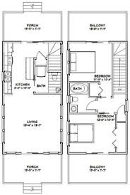 Small Picture 12x28 Tiny House 12X28H3 589 sq ft Excellent Floor Plans