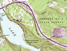 usgs topographic maps  general information about usgs topographic